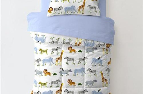 Animal Toddler Bedding | Toddler Bedding with Animal Themes .