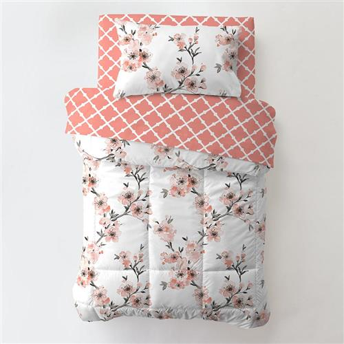 Floral Toddler Bedding | Carousel Desig
