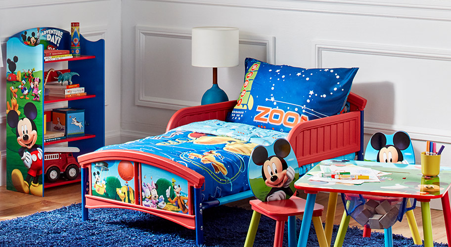 Toddler Bedroom Furniture