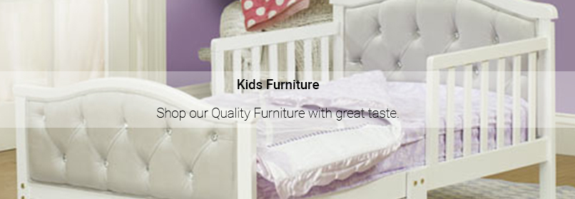 Buy Kids Bedroom Furniture Set [Toddler Room Furniture] - aBa