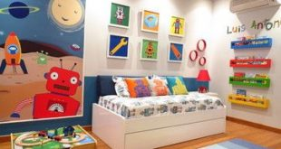 20 Boys Bedroom Ideas For Toddlers | Boy toddler bedroom, Boys .