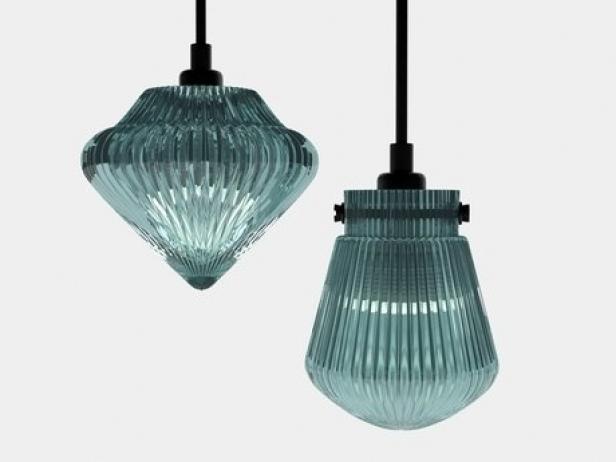 Glass Light Bead & Top 3d model | Tom Dixon, United Kingd