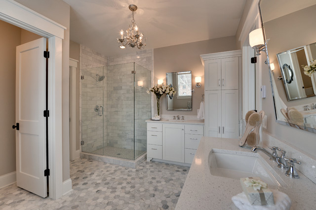Bathroom lighting - Traditional - Bathroom - Calgary - by .