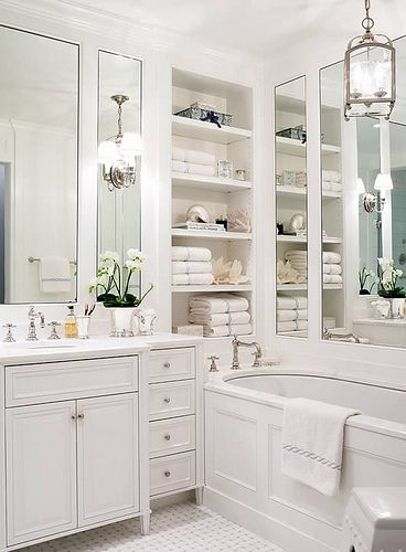 Bathroom Lighting Debacle | Dream bathrooms, Bathroom interior .