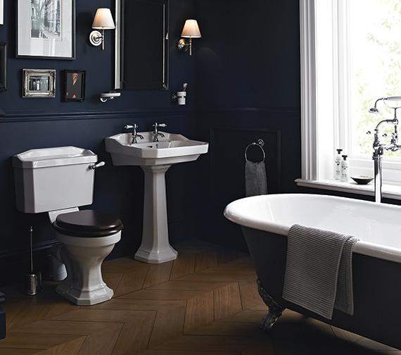 Heritage Granley Traditional Bathroom Suite -