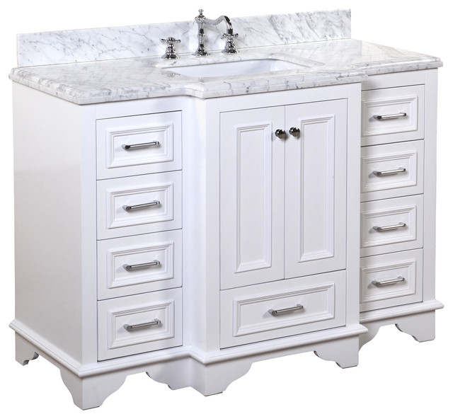 Nantucket Bath Vanity - Traditional - Bathroom Vanities And Sink .