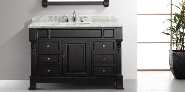 Pictures of Traditional Bathroom Vanities - Victoriana Magazi