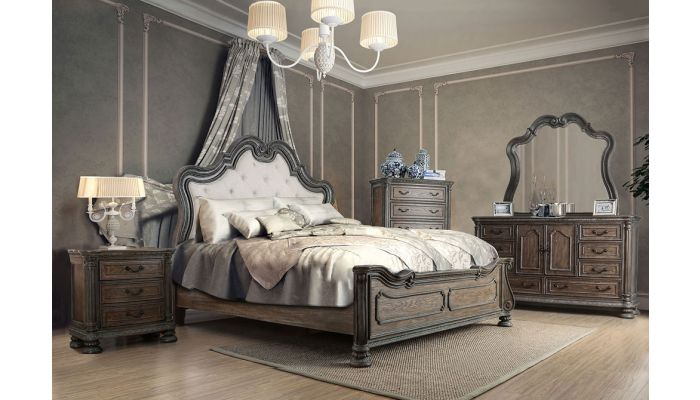 Havenwood Traditional Bedroom Furnitu