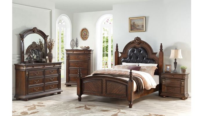 Beckley Traditional Bedroom Furnitu