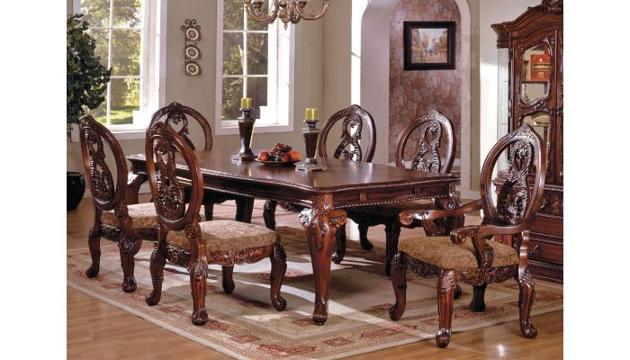 Evelyn Traditional Style Dining Room S