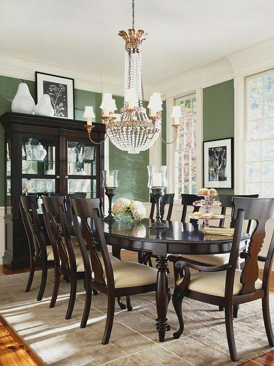 Buying a Dining Room Table - Better Homes & Gardens - BHG.com .