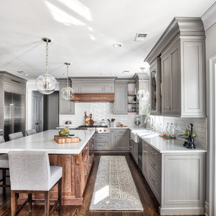 75 Beautiful Traditional Kitchen Pictures & Ideas | Hou