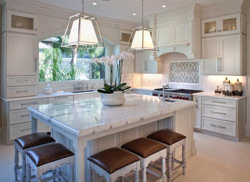 The New Traditional Kitchen Design Sty