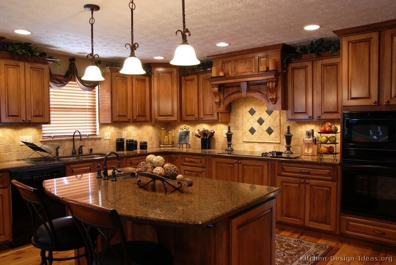 Traditional Kitchen Design Ideas | Tuscan kitchen design, Kitchen .