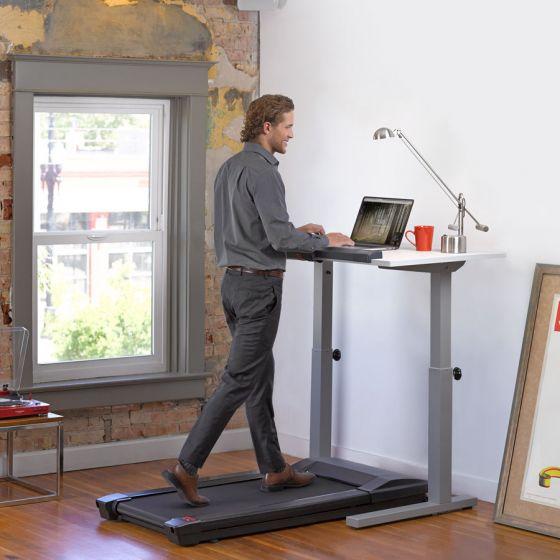 Treadmill Computer Desk | Standing Treadmill De