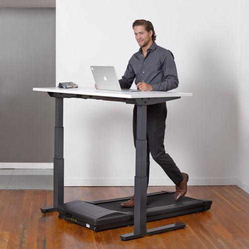 Small Under Desk Treadmills | Standing Desk Treadmill | LifeSp