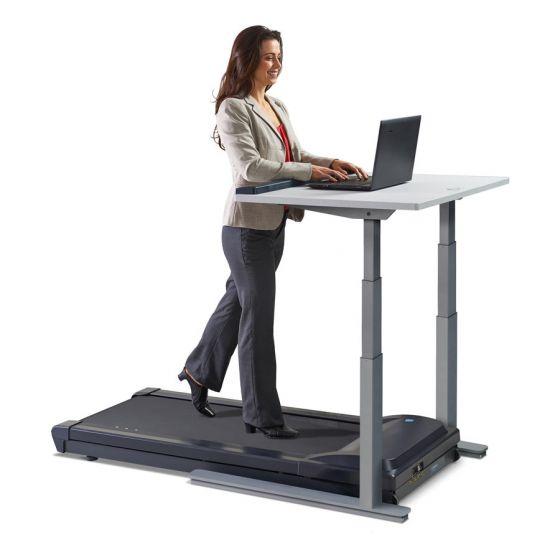 Walking Treadmill Desk | LifeSpan TR1200-DT7 | LifeSp