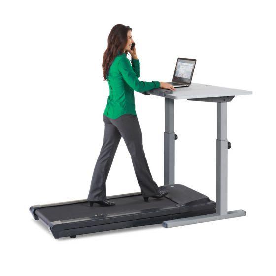TR1200-DT5 | Treadmill Standing Desk | LifeSpan Workpla
