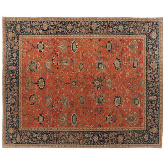 Traditional Turkish Rug – Aga John Oriental Ru