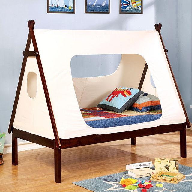 Kids Teepee Bed | Teepee Twin Bed – LasVegasFurnitureOnline.c