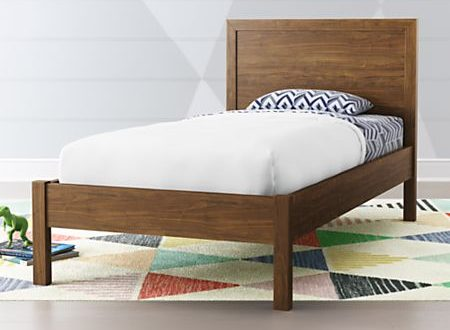 Twin Taylor Kids Bed + Reviews | Crate and Barr