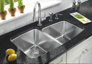 Stainless Steel Sink Designs | Steel Kitchen Sinks | Blan