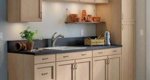 Transitional - Unfinished Wood - Kitchen Cabinets - Kitchen - The .