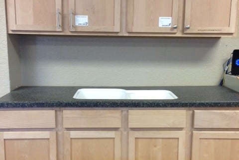 Unfinished Shaker Style Kitchen Cabinets | Lakela