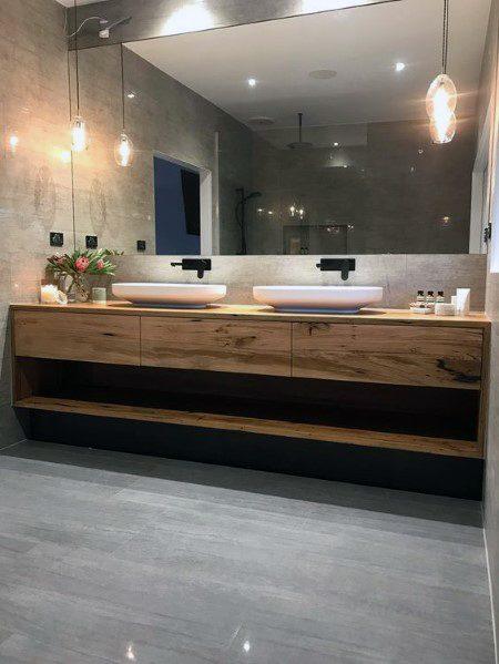 Unusual Bathroom Vanities - Image of Bathroom and Clos