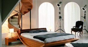 22 Unique Beds, Designer Furniture for Modern Bedroom Decorating .