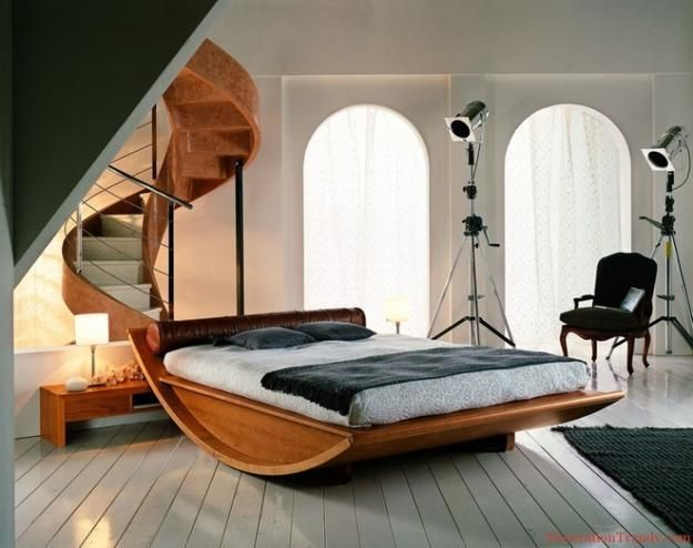 22 Unique Beds, Designer Furniture for Modern Bedroom Decorating .