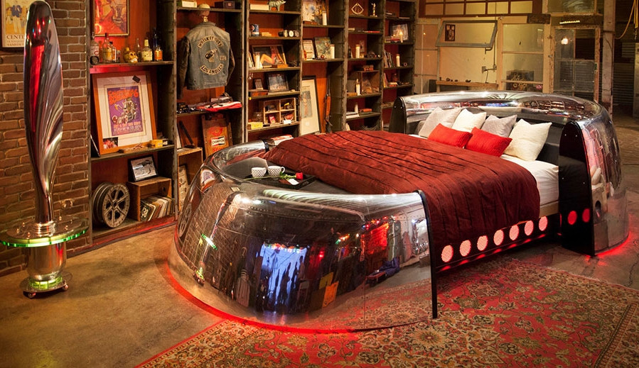 15 Unique Beds Tailored to Suit Your Extravagant Lifesty