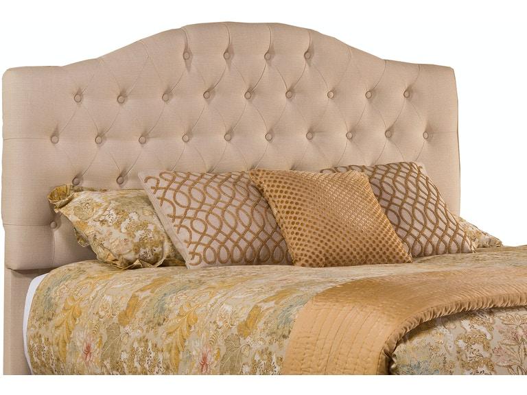 Hillsdale Furniture Bedroom Jamie Upholstered Headboard - Queen .