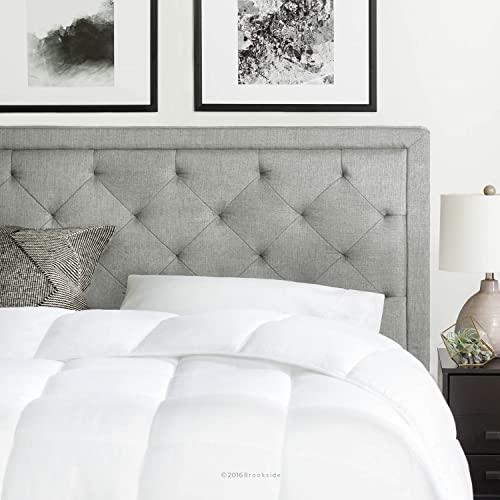 Upholstered Queen Headboard: Amazon.c