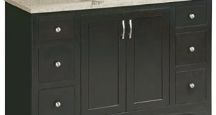 "Design House 539627 Assembled Vanity Cabinets, 18"" x 16.25"" x 31.5 ."