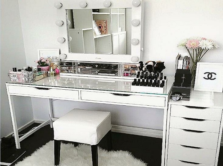 Top 5 Best Cheap Vanity Table 2020 [Updated] - Expert Review .