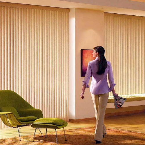 GSA Vertical Blinds Overview | American Blind and Sha