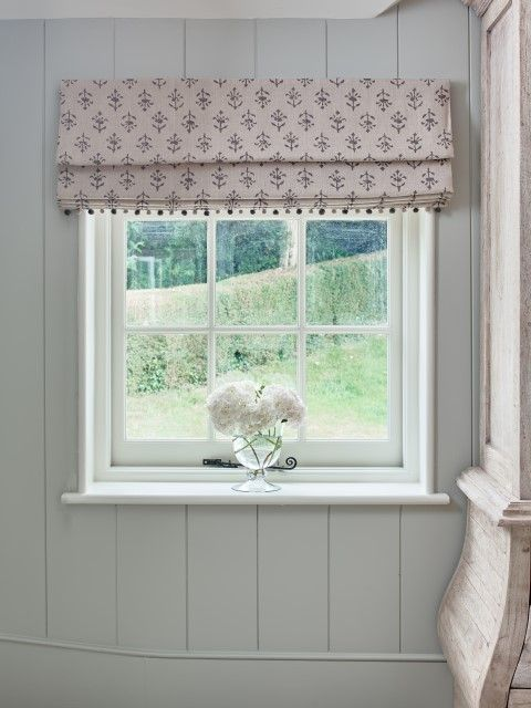 This roman blind suits any window, however small or large it may .