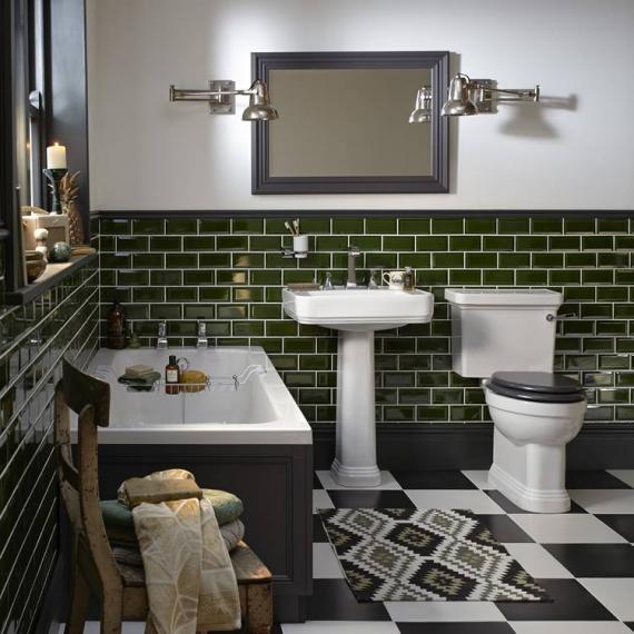 Heritage Wynwood Bathroom Suite | Victorian Bathrooms 4