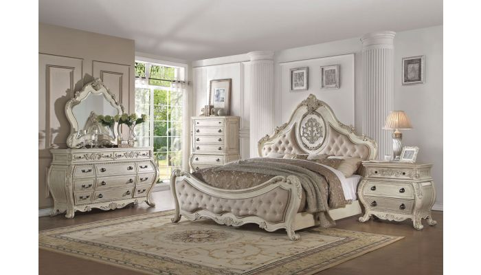 Opera Victorian Bedroom Furniture Antique Whi