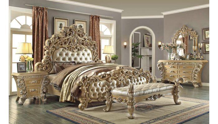 Amsden Victorian Style Bedroom Furnitu
