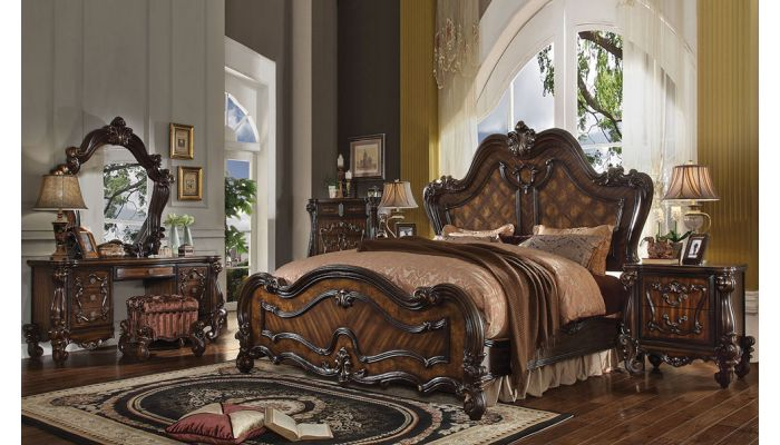 Havilah Victorian Style Bed Collecti
