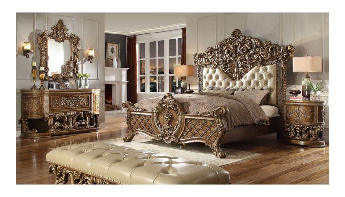 Uxmal Victorian Style Bedroom Furnitu