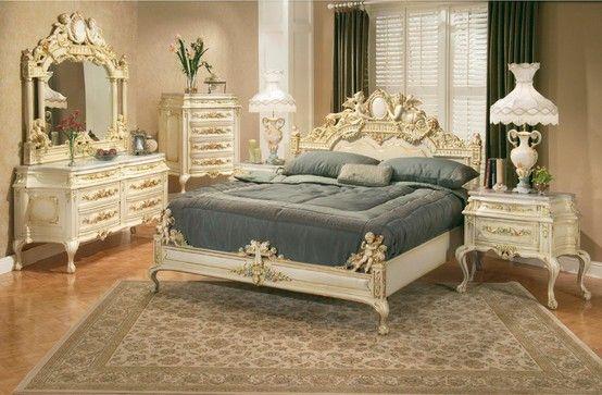 Victorian Era Bedroom   Victorian bedroom furniture, Antique .