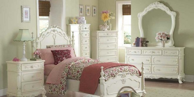 White Victorian Bedroom Furniture Picture - HomesCorner.C