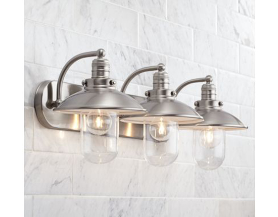 vintage bathroom lighting - Vintage Dec