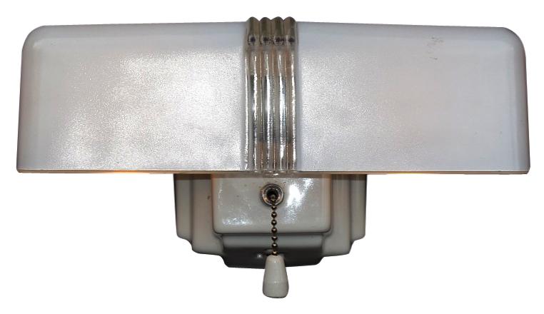 Home Decoration Club: Bathroom Lighting Vinta