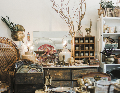 10 Vintage Furniture Stores We Lo