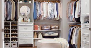 Walk-In Closet Ideas - The Home Dep
