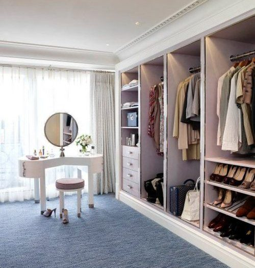 Four Tips for the Perfect Walk-in Closet | Miami Walk-in Clos